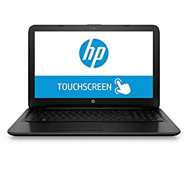 HP Pavilion 15-BA079DX 15.6 HD Touch Laptop with AMD A10-9600P, Radeon R5, 6GB RAM, 1TB HDD, Windows 10 Home