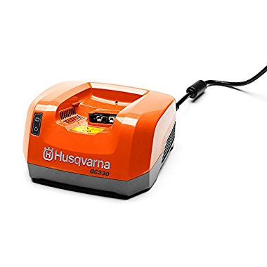 Husqvarna High Performance Lithium-Ion Battery Charger for 2.1 & 4.2 Ah
