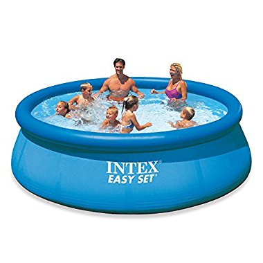 Intex 12' x 30 Easy Set Swimming Pool & Filter Pump / 28131EH