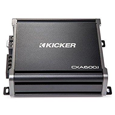 Kicker 43CXA6001 Mono Amplifier