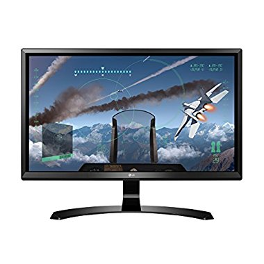 "LG 24UD58-B 24"" 4K UHD IPS Monitor with FreeSync"