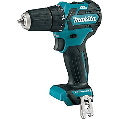Makita FD07Z 12V max CXT Lithium-Ion Brushless Cordless 3/8 Driver-Drill, Tool Only