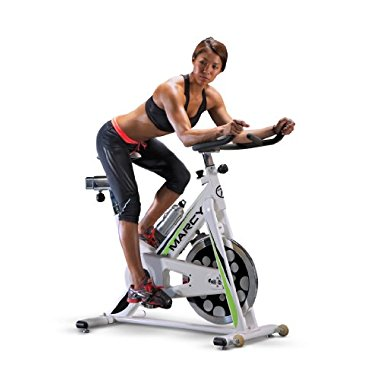 Marcy Club Revolution Cycle Indoor Gym Trainer Exercise Bike / NSP-122
