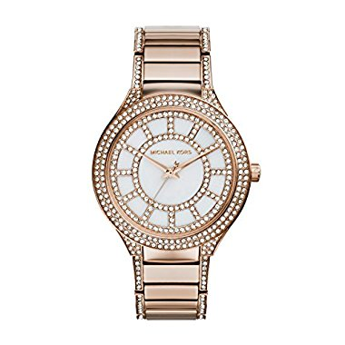 Michael Kors Kerry Rose-Gold Women's Watch (MK3313)