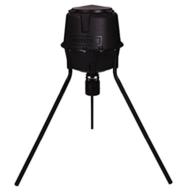 Moultrie 30 Gal 360° Programmable Tripod Deer Feeder MFG-13055