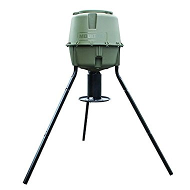 Moultrie 30 Gallon Dinner Plate Tripod Game Deer Feeder / MFG-12719