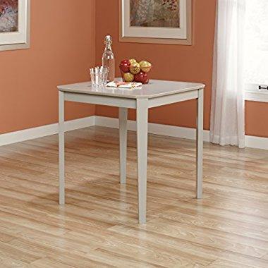 NEW Sauder Furniture 415101 Original Cottage Dinette Dining Table in Cobblestone