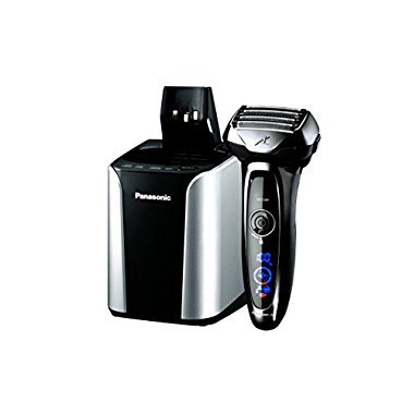 Panasonic ES-LV95-S Arc5 Wet/Dry Electric Razor with Premium Automatic Clean & Charge Station