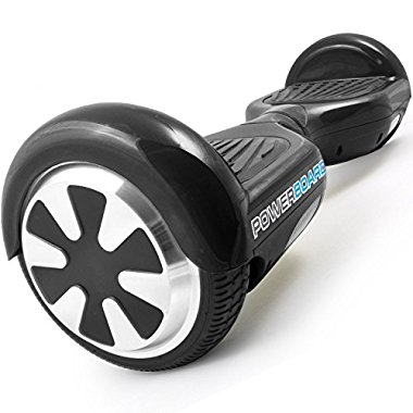 Powerboard by Hoverboard - UL 2272 Certified 2 Wheel Self Balancing Scooter