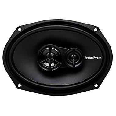 Rockford Fosgate R169X3 Prime 6 x 9 Inch 3-Way Full-Range Coaxial Speaker Set of 2