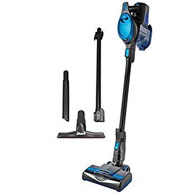 Shark Rocket Ultralight Swivel Vacuum, Blue (HV300) (Certified Refurbished)