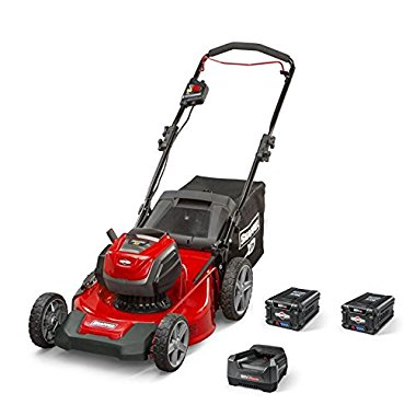 Snapper XD 82-Volt 21 Lawn Mower with Battery & Charger