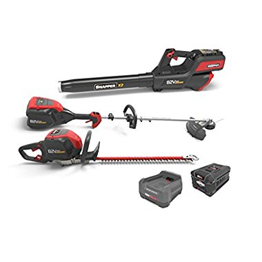 Snapper XD SXDTYB 82V Cordless Battery-Powered Total Yard Bundle, 1687886
