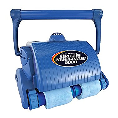 Water Tech Hercules Power Rated 6000 Automatic Robotic Swimming Pool Cleaner