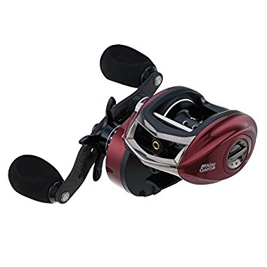 Abu Garcia REVO Rocket Low Profile Reel, Right Hand