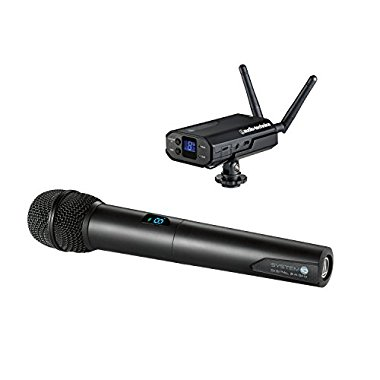 Audio-Technica ATW-1702 System 10 Camera-mount Digital Wireless System