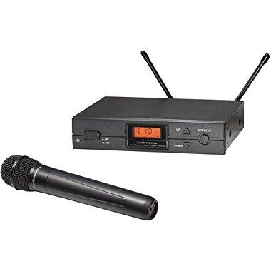 Audio-Technica ATW-2120BD 2000 Series Wireless Handheld Microphone System
