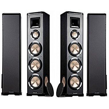 BIC Acoustech PL-980 3-way Floor Speakers (Pair, PL-980L-PL-980R)