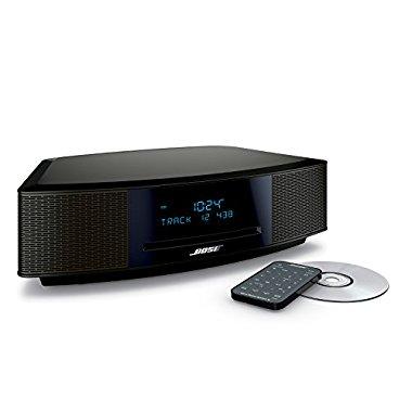 Bose Wave Music System IV Espresso Black