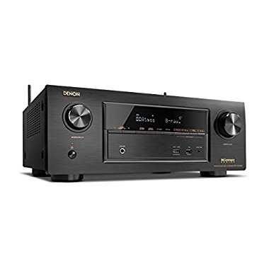 Denon AVR-X3300W 7.2 Channel 4K Ultra HD A/V Receiver