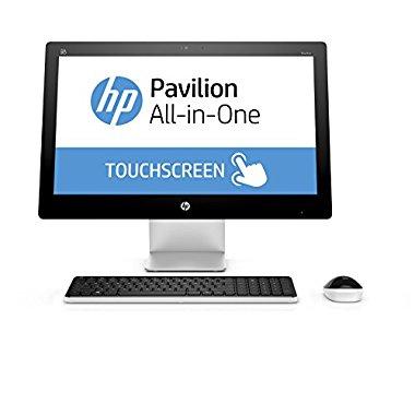 Hewlett Packard Pavilion 23-q120 23 Intel i3-4170T Touchscreen All-in-One Desktop