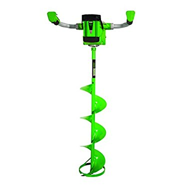 ION 19150 8 Electric Ice Fishing Auger with Reverse