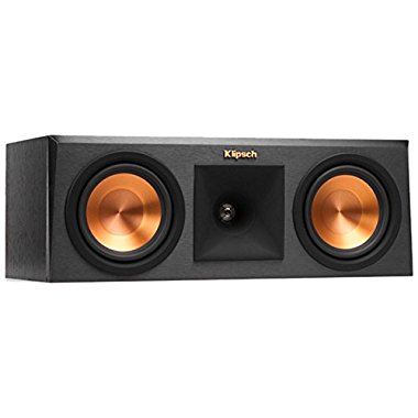 Klipsch RP-250C  Center Channel Speaker (Ebony)