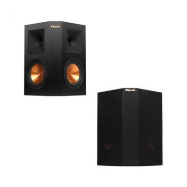 Klipsch RP-250S Surround Speakers (Black, Pair)