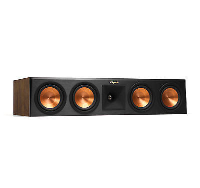 Klipsch RP-450CA Reference Center Channel Speaker (Walnut)