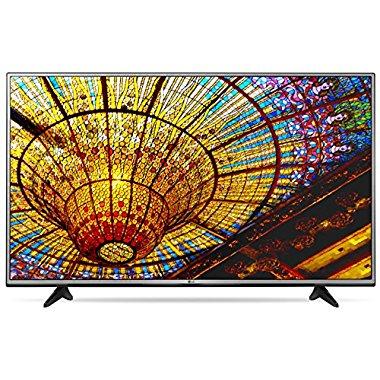 LG 49UH6030 49 4K Ultra HD HDR Smart LED HDTV