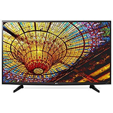 LG 49UH6100 49 4K Ultra HD Smart LED TV (2016 Model)