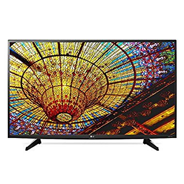 LG 49UH610A 49 4K Ultra HD LED Smart TV