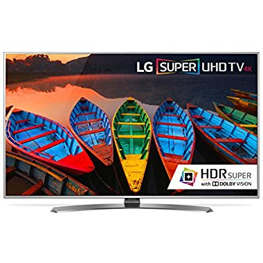 LG 55UH7700 55 Super UHD 4K Smart TV w/ webOS 3.0