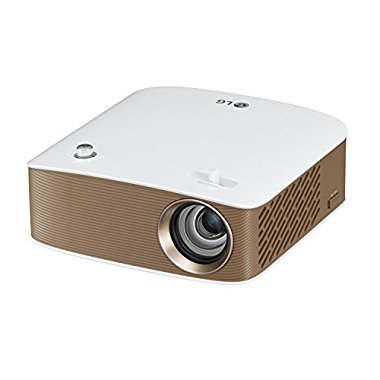 LG LED Projector w/ Bluetooth Sound, HDMI Input, Battery and Screen Share PH150G