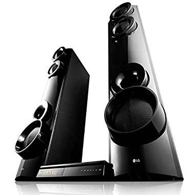 LG LHB675 1000W X-Boom Home Theater System w/Blu-ray 3D Disc Player