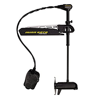 Minn Kota Fortrex 112 US2 Trolling Motor with Foot Control, 52 Shaft (1368696)
