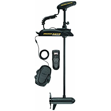 Minn Kota Terrova 80 US2 with i-Pilot Link Universal Sonar 2 Bow-Mount Trolling Motor (80-lb Thrust, 60 Shaft)