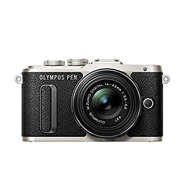 Olympus PEN E-PL8 16.1mp Wi-Fi Mirrorless Camera w/14-42mm IIR Lens