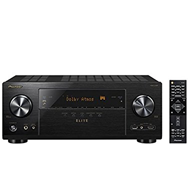 Pioneer VSX-LX301 7.2 Channel Networked AV Receiver with Built-In Bluetooth & Wi-Fi