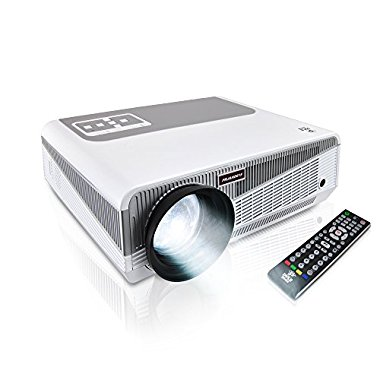 PYLE PRJAND615 HD Hi-Res Smart Projector