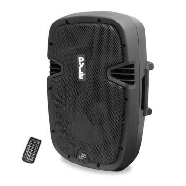 PylePro PPHP837UB 600W 8 Inch Bluetooth Powered Pro DJ PA Audio Speaker