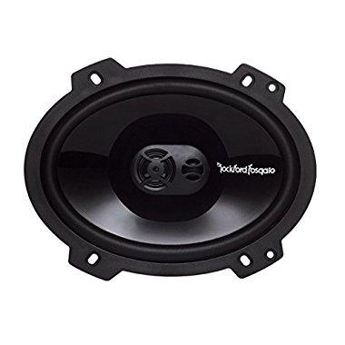 Rockford Fosgate Punch P1683 6 x 8  Full Range 3-Way Speakers