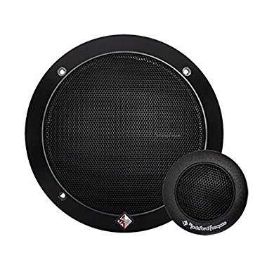 Rockford R1675S R1 Prime 6.75 2-Way Component Speaker System