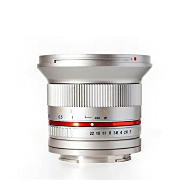 Rokinon 12mm F2.0 Ultra Wide Angle Lens for Sony E Mount