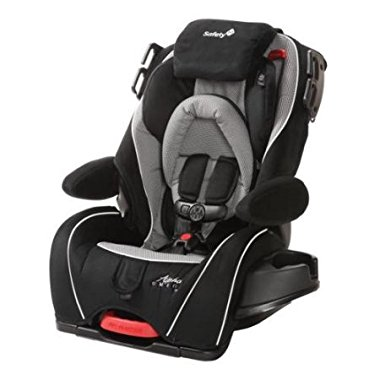 Safety 1st Alpha Omega Elite Convertible Car Seat / CC106BPE