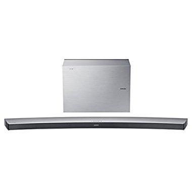 Samsung HW-J7501R 4.1 Channel 320W Curved Wireless Audio Soundbar (White)