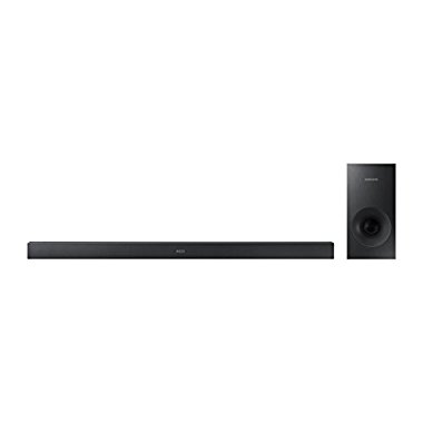 Samsung HW-K370/ZA 4.1 Channel 200 Watt Wireless Audio Soundbar (2016)