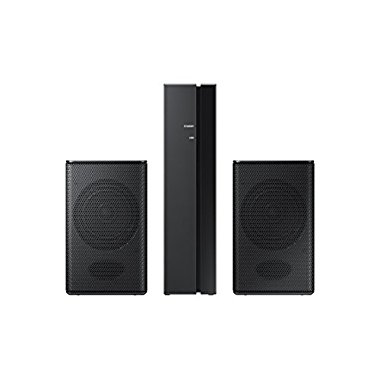 Samsung SWA-8000S/ZA Wireless Rear Speaker Kit, Black