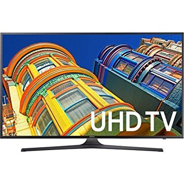 Samsung UN50KU630DF 50 4K UHD Smart TV