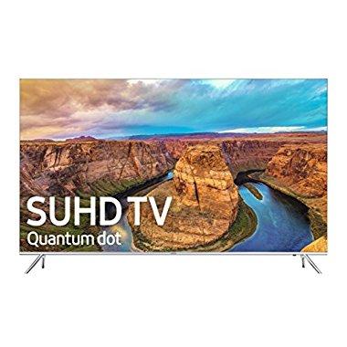 Samsung UN60KS8000 60 4K Ultra HD Smart LED TV (2016 Model)